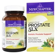 New Chapter - Prostate 5LX - 120 Softgels (727783040503)