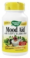 Nature's Way - Mood Aid 471 mg. - 60 Capsules - $9.99