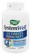 Nature's Way - System Well Immune System Ultimate Immunity - 180 Tablets