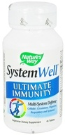 Nature's Way - System Well Immune System- Ultimate Immunity - 45 Tablets CLEARANCE PRICED, from category: Nutritional Supplements