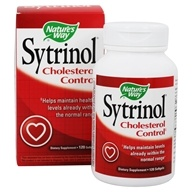 Nature's Way - Sytrinol- Cholesterol Control - 120 Softgels