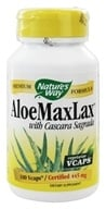 Nature's Way - Aloe MAXLAX 445 mg. - 100 Vegetarian Capsules - $7.18
