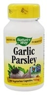 Nature's Way - Garlic & Parsley 545 mg. - 100 Capsules by Nature's Way