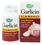 Nature's Way - Garlicin Cardio - 90 Tablets by Nature's Way