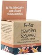Image of Reviva Labs - Hawaiian Seaweed Beauty Mask - 1.5 oz.