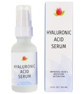 Reviva Labs - Hyaluronic Acid Serum - 1 oz.