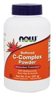 NOW Foods - Vitamin C-Complex Powder - 8 oz.
