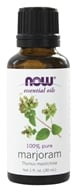 NOW Foods - Marjoram Oil - 1 oz.