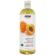 Image of NOW Foods - Apricot Oil 100% Pure Moisturizing Oil - 16 oz.