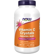 NOW Foods - Vitamin C Crystals - 1 lb. (733739007919)