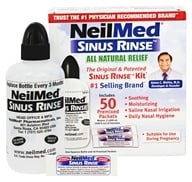 NeilMed Pharmaceuticals - Original Sinus Rinse Kit (705928001008)