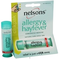 Nelsons - Allergy & Hayfever ClikPak - 84 Pillule(s), from category: Homeopathy