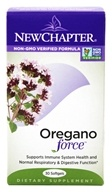 New Chapter - Supercritical Oregano Force - 30 Softgels