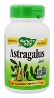 Nature's Way - Astragalus Root 470 mg. - 100 Capsules