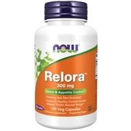 NOW Foods - Relora 300 mg. - 120 Vegetarian Capsules