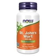 NOW Foods - Saint John's Wort 300 mg. - 100 Capsules, from category: Herbs