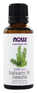 NOW Foods - Balsam Fir Needle Oil - 1 oz., from category: Aromatherapy