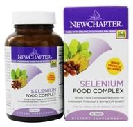 New Chapter - Organics Selenium Food Complex - 90 Tablets