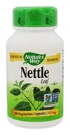 Nature's Way - Nettle 435 mg. - 100 Capsules by Nature's Way