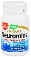 Image of Nature's Way - Neuromins DHA 200 mg. - 60 Softgels