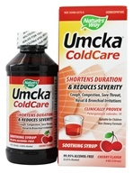 Nature's Way - Umcka ColdCare 99% Alc.-Free Cherry - 4 oz., from category: Homeopathy