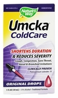 Nature's Way - Umcka ColdCare Original - 1 oz. (033674152706)