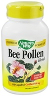 Image of Nature's Way - Bee Pollen 580 mg. - 100 Capsules