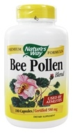 Nature's Way - Bee Pollen 580 mg. - 180 Capsules by Nature's Way