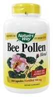 Nature's Way - Bee Pollen 580 mg. - 180 Capsules, from category: Nutritional Supplements