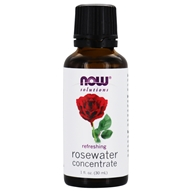 NOW Foods - Rosewater Concentrate - 1 oz. by NOW Foods