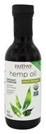 Nutiva - Hemp Oil Organic Cold Pressed - 8 oz.