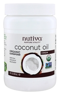 Nutiva - Coconut Oil Organic Virgin - 29 oz.