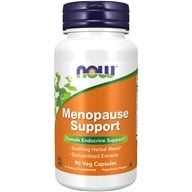 NOW Foods - Menopause Support - 90 Vegetarian Capsules - $9.25