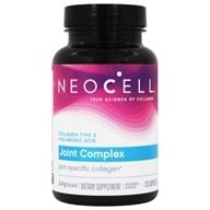 Image of Neocell Laboratories - Collagen Joint Complex Type 2 - 120 Capsules Formerly Immucell