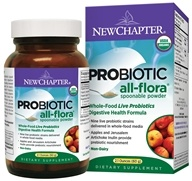 New Chapter - Organics Probiotic All-Flora Powder - 2.1 oz.