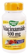 Nature's Way - Niacinamide 500 mg. - 100 Capsules by Nature's Way