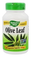 Image of Nature's Way - Olive Leaf 500 mg. - 100 Capsules