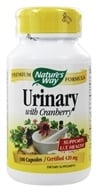 Nature's Way - Urinary With Cranberry 415 mg. - 100 Capsules (033674793206)