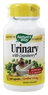 Nature's Way - Urinary With Cranberry 415 mg. - 100 Capsules - $6.32