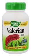 Image of Nature's Way - Valerian Root 530 mg. - 100 Capsules