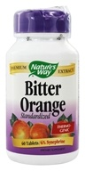 Image of Nature's Way - Bitter Orange Standardized Extract - 60 Tablets