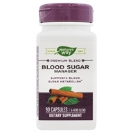 Nature's Way - Blood Sugar 386 mg. - 90 Capsules