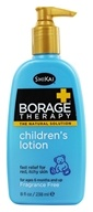 Shikai - Borage Dry Skin Therapy Childrens Lotion - 8 oz.