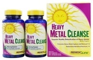 Image of ReNew Life - Heavy Metal Cleanse 30-Day Program - 120 Capsules