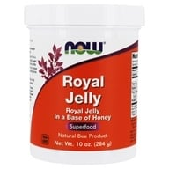 NOW Foods - Royal Jelly, Fresh 30000 mg. - 10 oz. (733739025708)