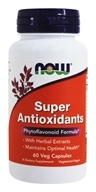 Image of NOW Foods - Super Antioxidants - 60 Vegetarian Capsules
