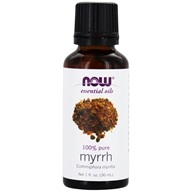 Image of NOW Foods - Myrrh Oil - 1 oz.