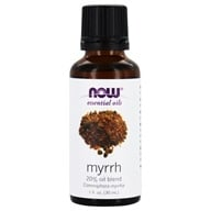 Image of NOW Foods - Myrrh Oil Blend 100% Natural - 1 oz.