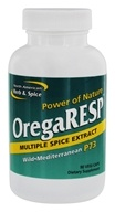 Image of North American Herb & Spice - OregaResp - 90 Vegetarian Capsules (Formerly Oregacyn Respiratory)