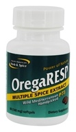 North American Herb & Spice - OregaResp 140 mg. - 60 Softgels